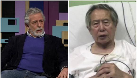 """Gorriti a favor de arresto domiciliario para Fujimori """"si pide perdón con sinceridad"""" (VIDEO)"""
