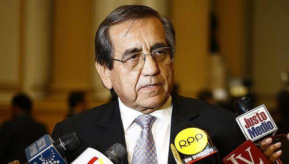 """Jorge del Castillo sobre Del Solar: """"Que no ponga mucho caviar en su Gabinete, que eso no lo va a ayudar"""""""
