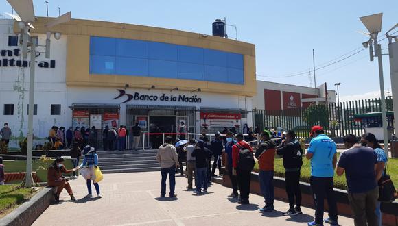 Iniciaron pago de deuda social para 1,288 profesores cesantes y jubilados en Tacna