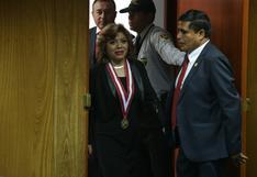 Zoraida Ávalos ratificó que Equipo Lava Jato no tiene competencia para investigar a Vizcarra