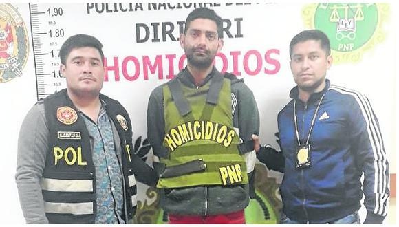 Cárcel para venezolano por crimen