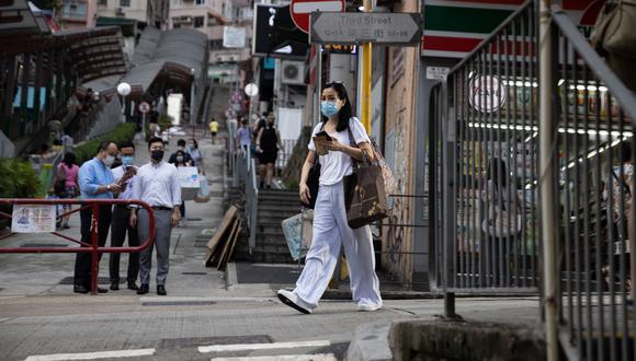 El número total de contagiados activos en la China continental asciende a 713, uno de los cuales se encuentra grave. (Foto: EFE/EPA/JEROME FAVRE)
