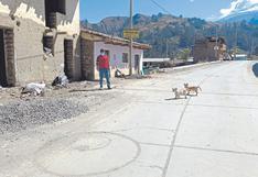 Áncash: Detectan situaciones de riesgo en obra de S/ 6 millones