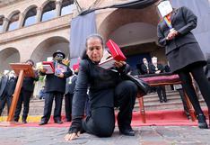 Conmovedora despedida al alcalde de Cusco, Ricardo Valderrama, fallecido con COVID-19 (VIDEO)