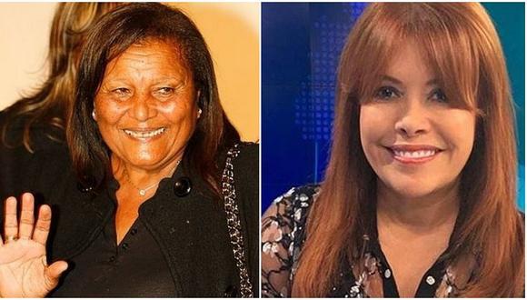 Doña Peta responde a Magaly Medina por comentario sobre Paolo Guerrero (VIDEO)