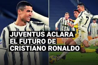 Cristiano Ronaldo continuará defendiendo la camiseta de Juventus, indicó el director deportivo