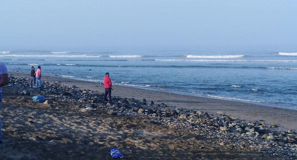 Visitantes miccionan en el mar tras celebraciones de año nuevo (FOTOS Y VIDEO)