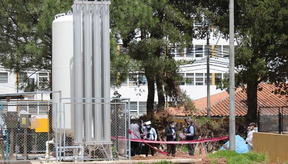Inician trabajos para la instalación de plantas de oxígeno en Cusco.