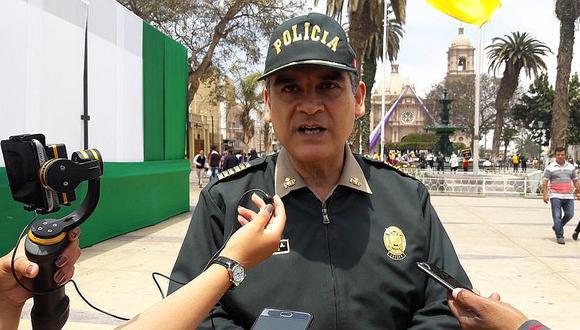 Censo 2017: Unos 750 policías resguardarán el orden en jornada cívica
