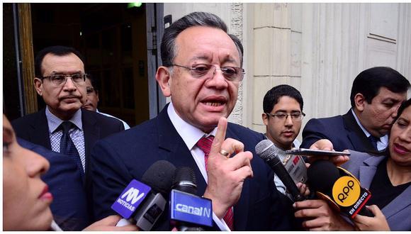 """Edgar Alarcón tras rechazo de vacancia: """"No hemos perdido, Martín Vizcarra mintió"""""""