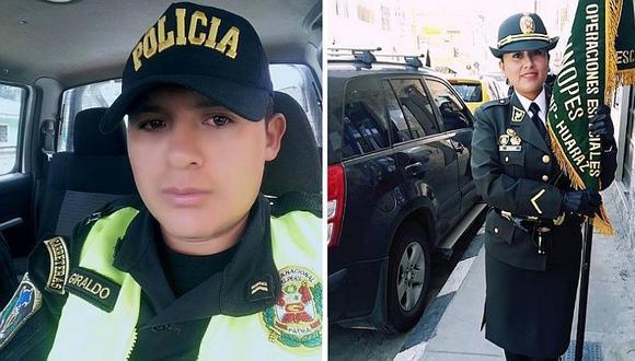 Huaraz: dictan nueve meses de prisión preventiva contra policía que asesinó a su pareja