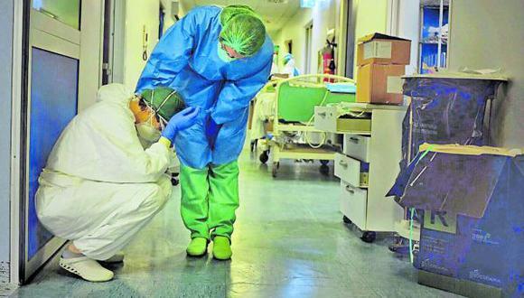 Cinco galenos que atienden a los pacientes de Sullana, Talara, Paita y Ayabaca, resultaron positivos al COVID-19. En las últimas 48 horas, la Diresa reportó 879 personas contagiadas con este temible virus. Mientras que los fallecidos aumentan a 2,930.