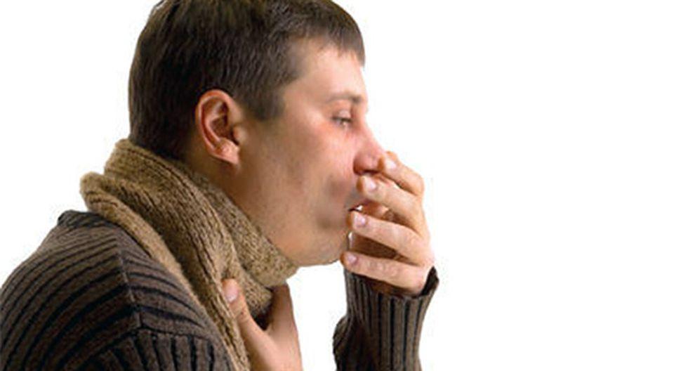 ¿Cuántos metros puede alcanzar la saliva cuando toses o estornudas? (Foto: El Informador)