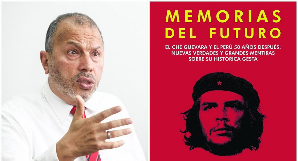 """Hugo Coya: """"El Che escogió primero al Perú para hacer su revolución"""""""
