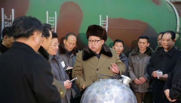 Corea del Norte: Kim Jong-Un ordena nuevas pruebas nucleares