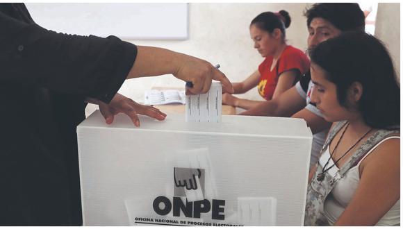 Hay incertidumbre, por ejemplo, en torno al partido de gobierno en la región: Alianza Para el Progreso.