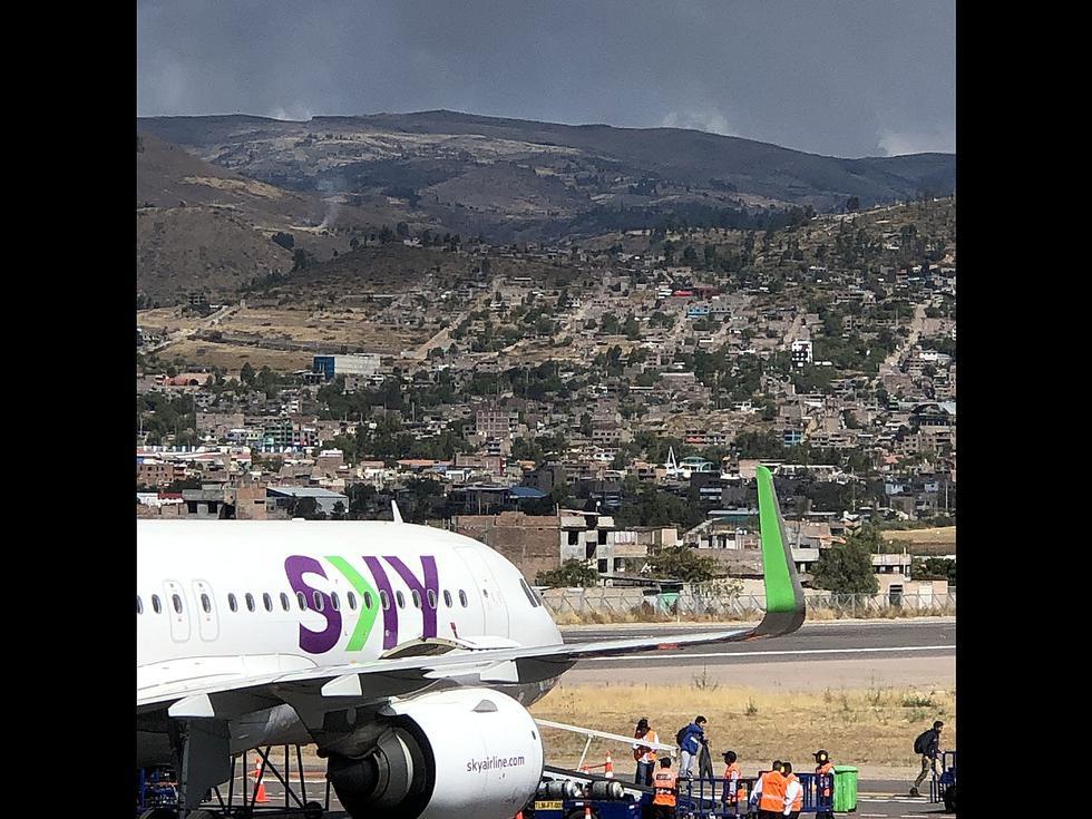 Nueva aerolínea ya empezó a operar en Ayacucho