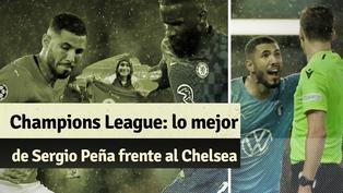 Champions League: ¿Cómo le fue a Sergio Peña contra el Chelsea?
