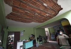 Piura aún no cuenta con un plan de reconstrucción a 45 días de fuerte sismo