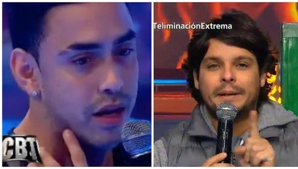 Combate: Diego Chávarri fue separado del reality y así lo anunciaron en vivo (VIDEO)