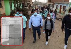 Regidora de La Esperanza gana S/ 3,000 por llenar documentos en la Municipalidad Provincial de Trujillo