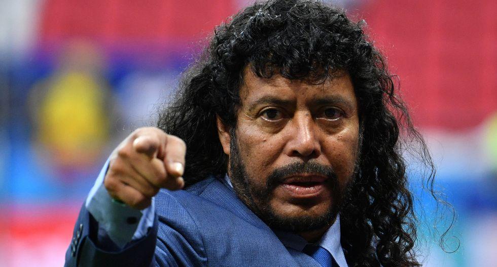 René Higuita utiliza error en Mundial Italia 90 para concientizar sobre cuarentena (Foto: AFP)