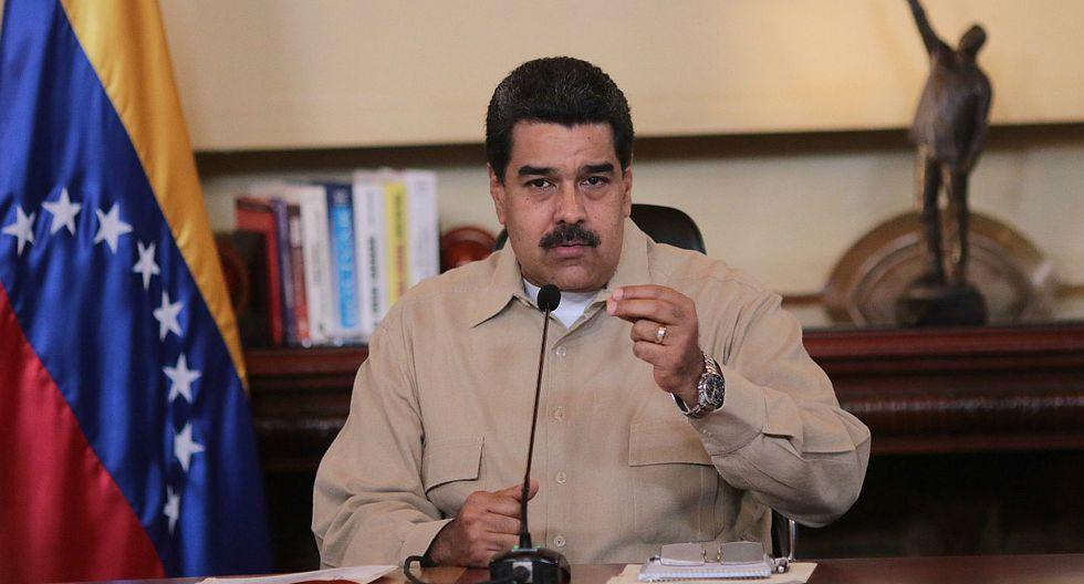 Maduro convoca una Asamblea para nueva constitución en Venezuela