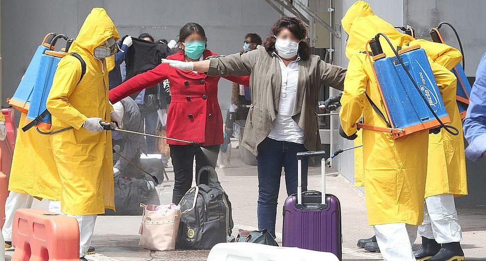 Comando Nacional COVID-19 llega a Cusco en medio de creciente pandemia