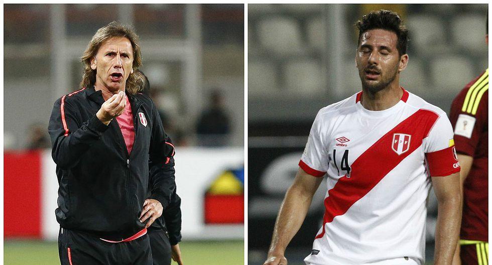 """Ricardo Gareca considera que Claudio Pizarro está """"más cerca del retiro que de seguir"""""""