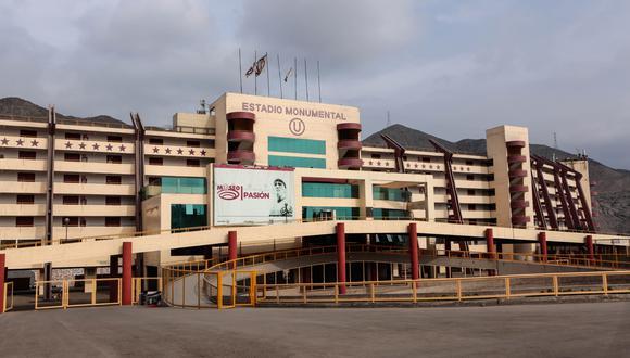 Estadio monumental. (Foto: GEC)