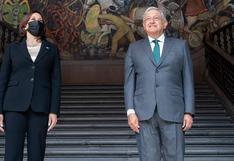 ¿Qué temas abordaron AMLO y Kamala Harris tras su primer encuentro en México?