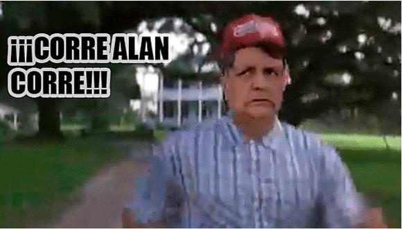 Estos son los divertidos memes de Alan García y su pedido de asilo político a Uruguay (FOTOS)