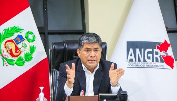 Gobernador expuso necesidad en GORE Ejecutivo
