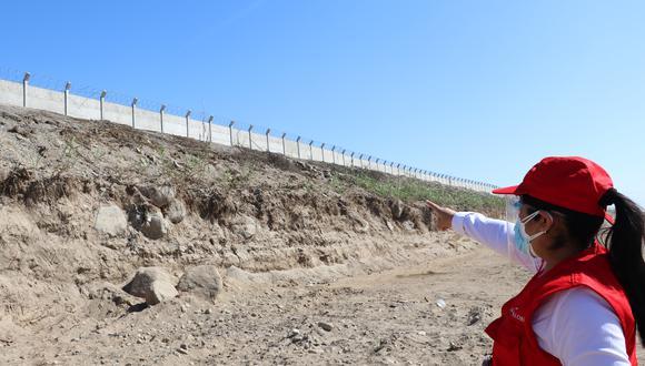 Alertan que riesgos en obras del río Ica podrían ocasionar paralizaciones.