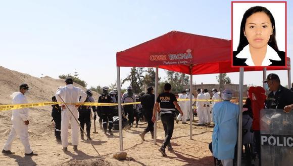 La policía encontró dos cadáveres a 80 metros de profundidad en pozo abandonado de agua en La Yarada