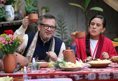 Cuy, queso y cancha de Cusco en desayuno electoral de Verónika Mendoza (FOTOS)