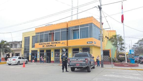 Actualmente el Centro de Emergencia Mujer de la provincia de Zarumilla no cuenta con un espacio para atender a las víctimas de violencia familiar.
