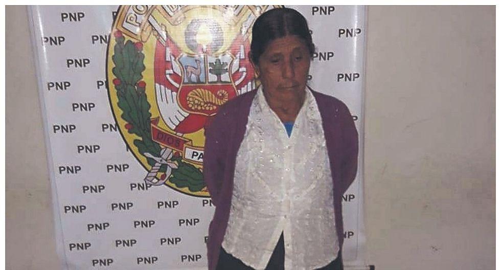 Mujer buscada por crimen es capturada luego de 15 años
