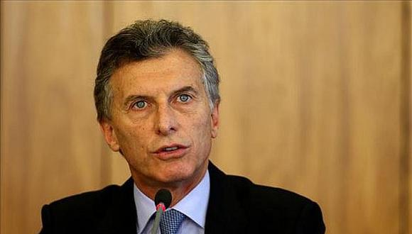 Fiscal argentino investigará a Macri por filtraciones de Panamá