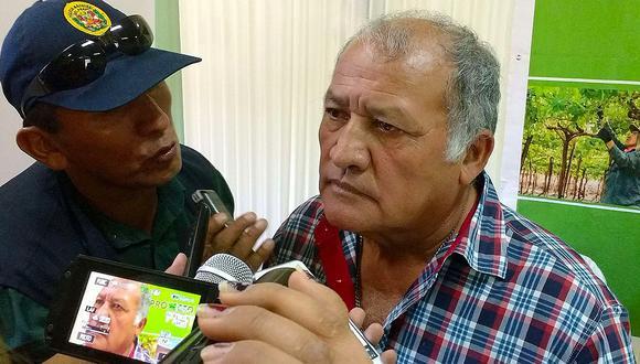 """Gobernador de Moquegua: """"No hay agua para el Tambo"""""""