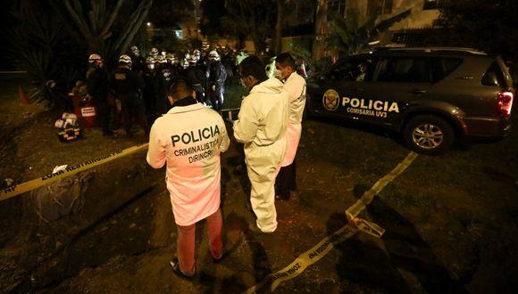 Un menor de dos años falleció el último domingo en el Cercado de Lima. (Foto: Joel Alonzo/GEC)