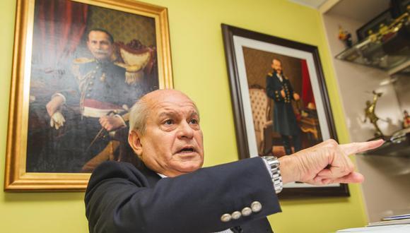 El ex presidente del Consejo de Ministros pidió que se siga el debido proceso en la investigación y se corrobore lo señalado por el aspirante a colaborador eficaz que sindica al jefe de Estado.