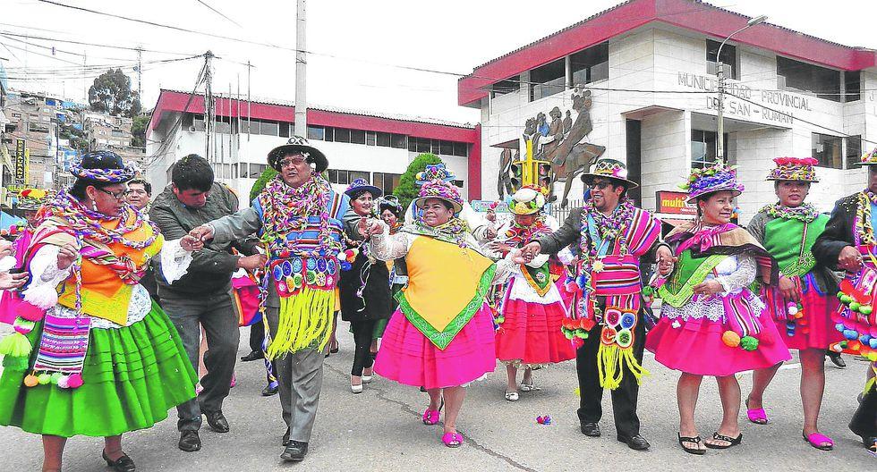 Con la Qaswa de San Sebastián se inicia el Carnaval