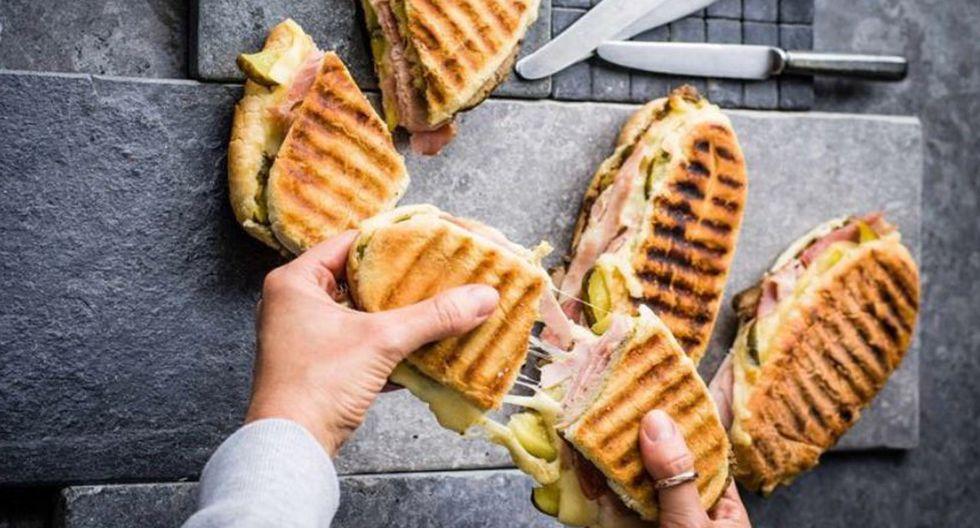 Prepara el tradicional sándwich cubano en 5 simples pasos (Foto: olivemagazine)