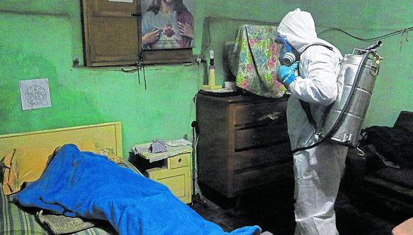 Arequipa: Muertes en casas y calles se han reducido en un 80 %