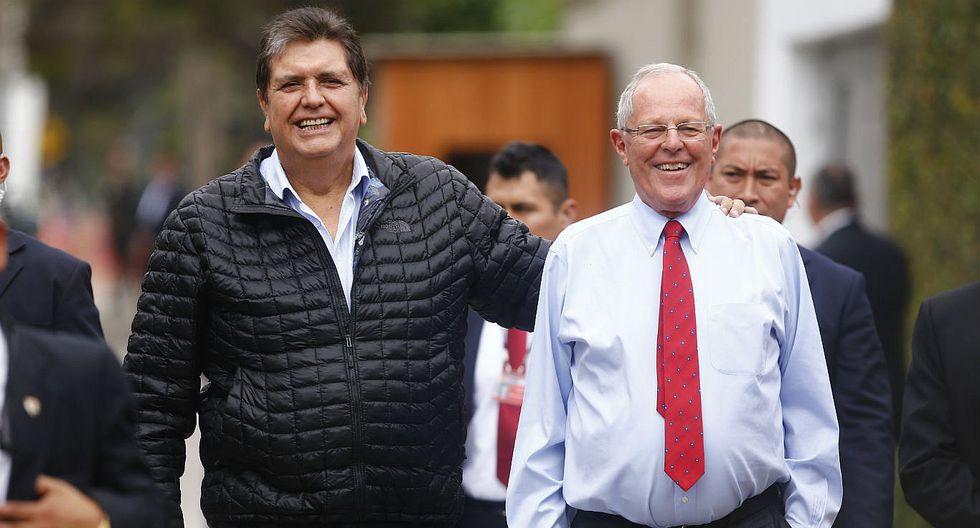 "PPK llama a Alan García para ""intercambio de ideas"""
