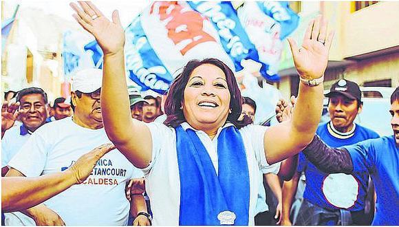 El JEET inicia proceso sancionador a alcaldesa de Salaverry