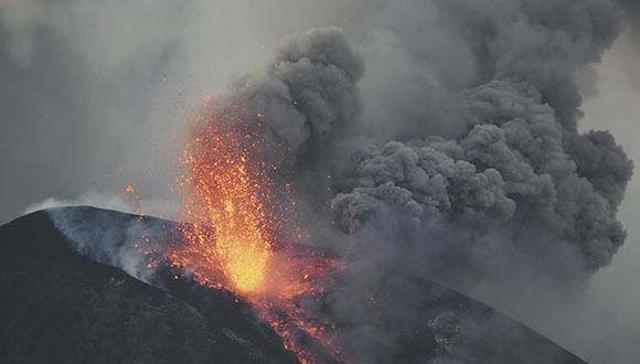 Nicaragua: Volcán Momotombo registra 6 explosiones