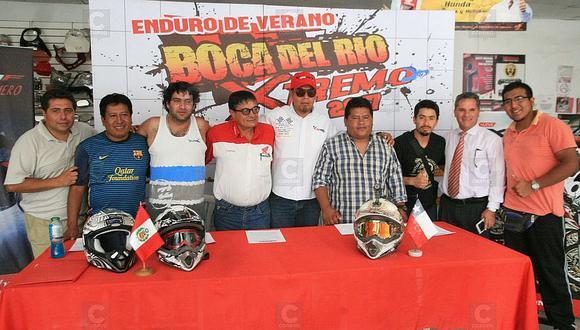 """Pilotos de Perú y Chile competirán en Enduro """"Boca del Río Xtremo"""""""