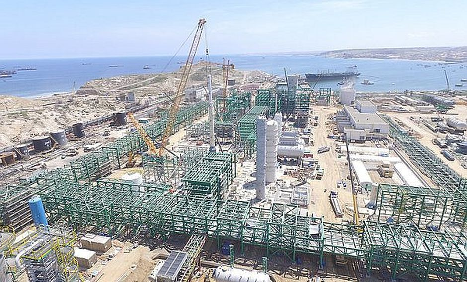 Petroperú: Refinería de Talara dejará de operar en noviembre